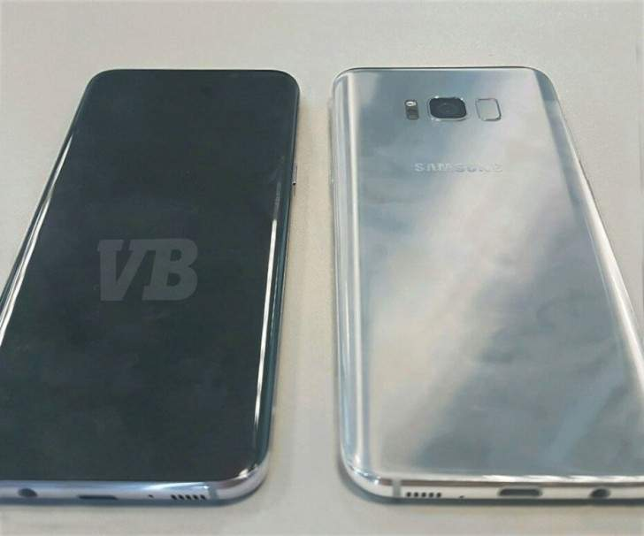Samsung Galaxy S8 (źródło: venturebeat.com)