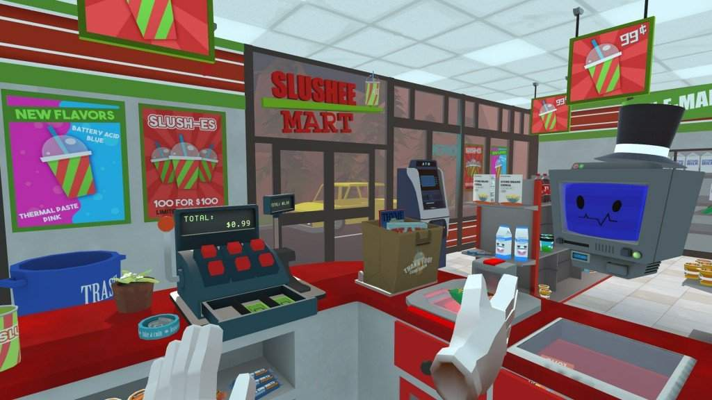 Job Simulator na PlayStation VR