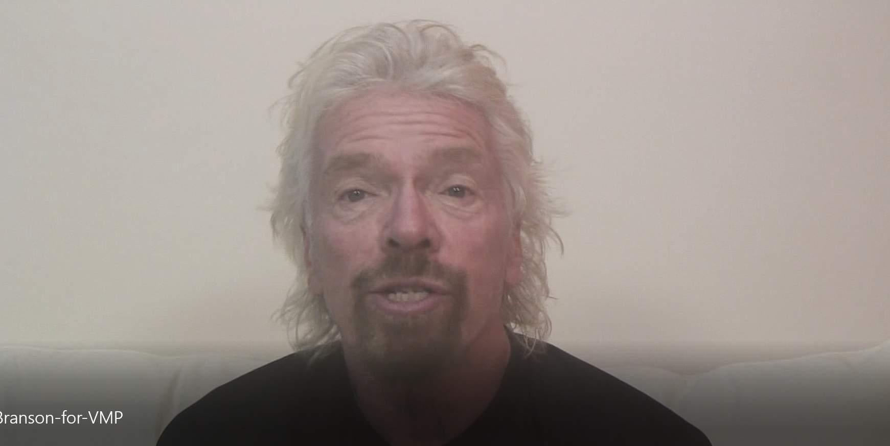 Richard Branson mówi o Virgin Mobile Polska