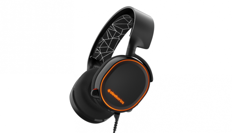 SteelSeries Arctis – stylowe słuchawki z dźwiękiem 7.1
