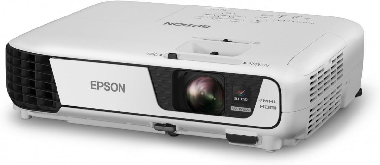 Epson EB-U32 - można sterować zdalnie przez sieć