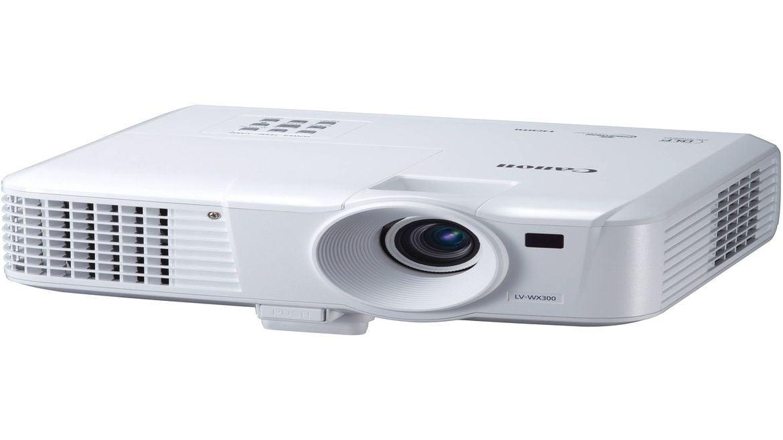 Canon LV-WX300 - spore możliwości w odniesieniu do ceny