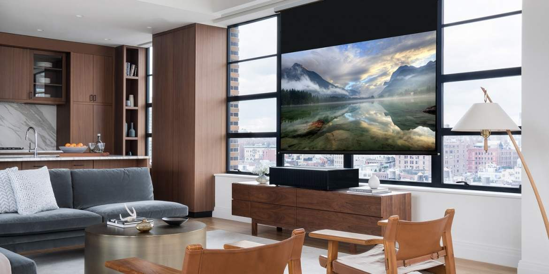 Laserowy, krótkoogniskowy projektor Sony VPL-VZ1000ES daje nowe możliwości instalacji