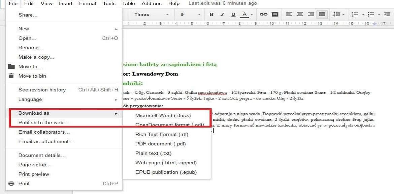 Konwersja PDF do JPG szybko i za darmo