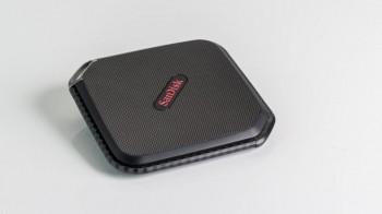 Test dysku zewnętrzengo SanDisk Extreme 500 Portable SSD