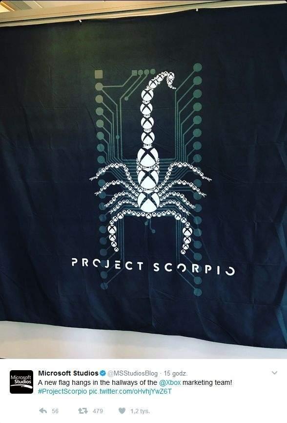 Logo Projekt Scorpio