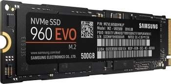 Samsung 960 Evo 500 GB