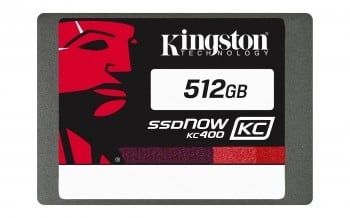 Test dysku SSD Kingston KC400 SSDNow