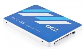 Test dysku SSD OCZ ARC 100 240 GB