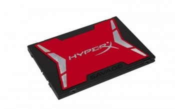 Test dysku SSD Kingston HyperX Savage 480 GB