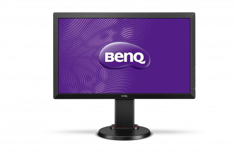 Test monitora do gier BenQ RL2460HT