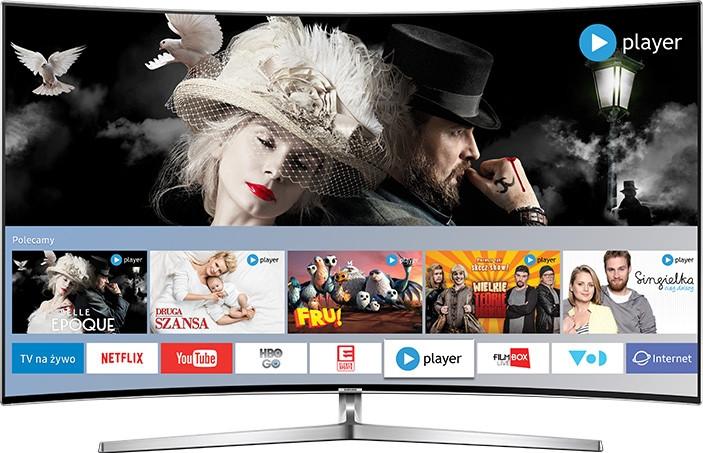 Samsung lubi VOD  QLED TV promują darmowe HBO GO i Eleven