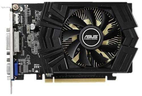 Asus GeForce GT 740 OC