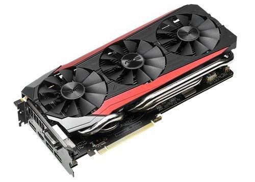 Asus GeForce GTX 980Ti Strix Gaming