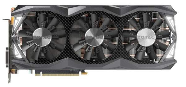 Zotac GeForce GTX 980 Ti Amp! Edition