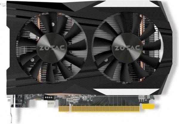 Test karty graficznej Zotac GeForce GTX 1050 Ti 4GB OC Edition