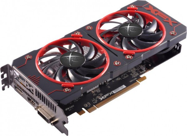 Test karty graficznej XFX AMD Radeon RX 460 4GB Double Dissipation