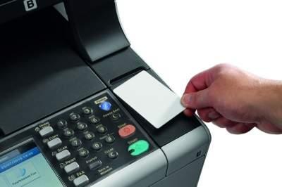 System autoryzacji użytkowników jest już standardem w urządzeniach biurowych (na zdjęciu: OKI MC573dn).