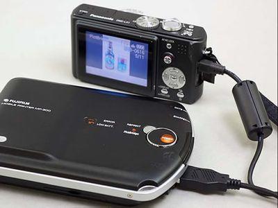 Fujifilm Pivi MP-300