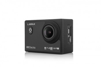 Test kamery sportowych Lamax X8 Electra