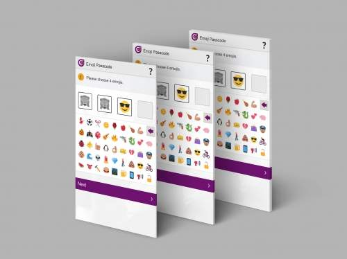 Emoji Passcode