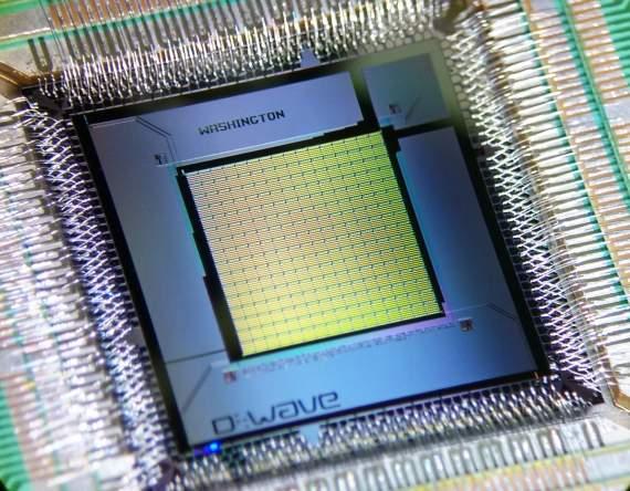 Procesor D-Wave o nazwie kodowej Washington to pierwszy procesor wykorzystujący rejestr kwantowy składający się z 1152 kubitów. Jego nowsza wersja zainstalowana w najnowszym komputerze kwantowym, kosztującym 15 mln dolarów, D-Wave 2000Q ma już 2048 kubitów.