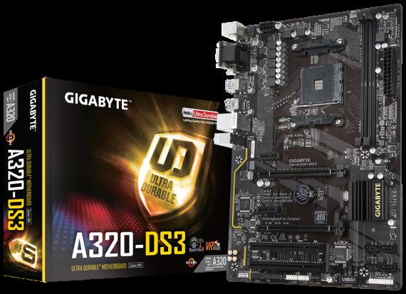 gigabyte a320-ds3