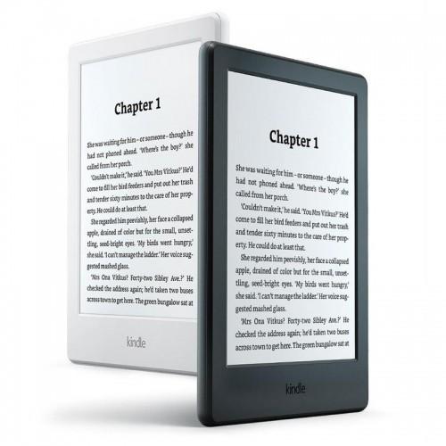 Test e-booka Kindle 8th Generation