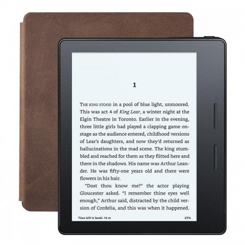 Test e-booka Kindle Oasis