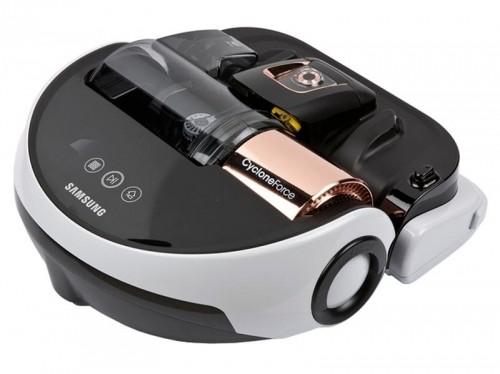 Test odkurzacza automatycznego Samsung Powerbot VR9000