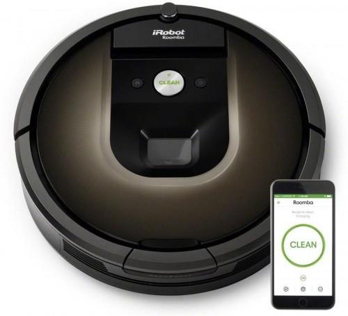Test odkurzacza automatycznego iRobot Roomba 980
