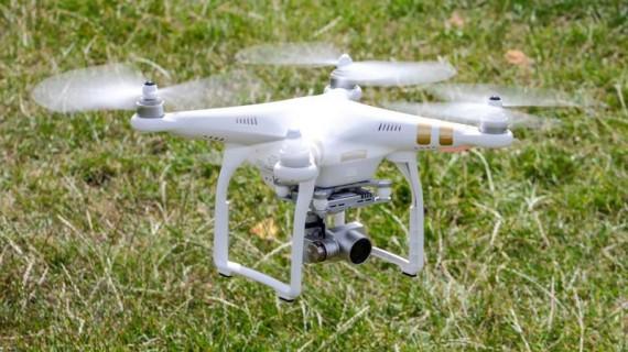 Test drona DJI Phantom 3 Professional