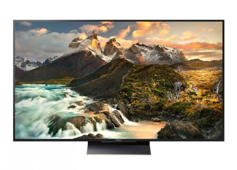 Test telewizora Sony ZD9 Series