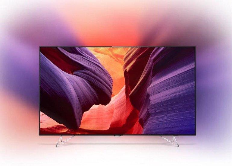 Test telewizora Philips 65PUS8901 Ambilux