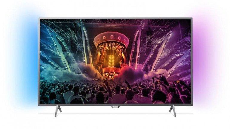 Test telewizora Philips 55PUS6401