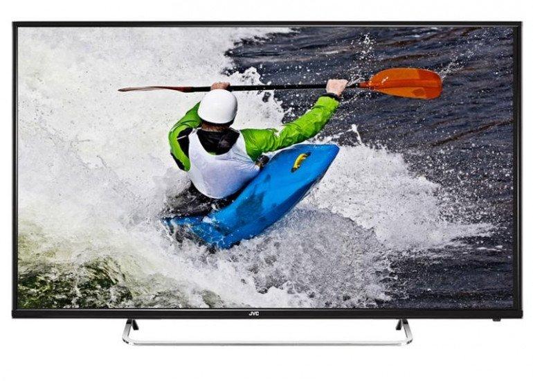 Test telewizora JVC LT-42C550