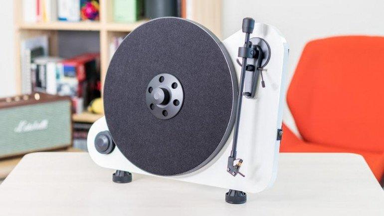 Test gramofonu Pro-Ject VT-E BT
