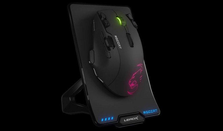 Bezprzewodowa mysz z sensorem 12 000 DPI