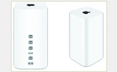 Test routera Apple AirPort Extreme 802.11ac