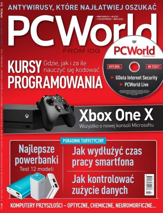 PCWorld 7/2017