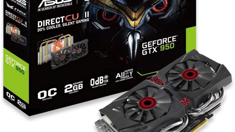 Asus GTX 950 Strix OC Edition