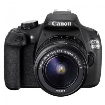 Test lustrzanki Canon EOS 1200D
