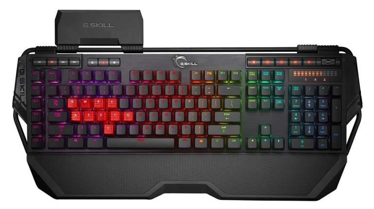G.Skill RipJaws KM780 RGB Mechanical Gaming Keyboard