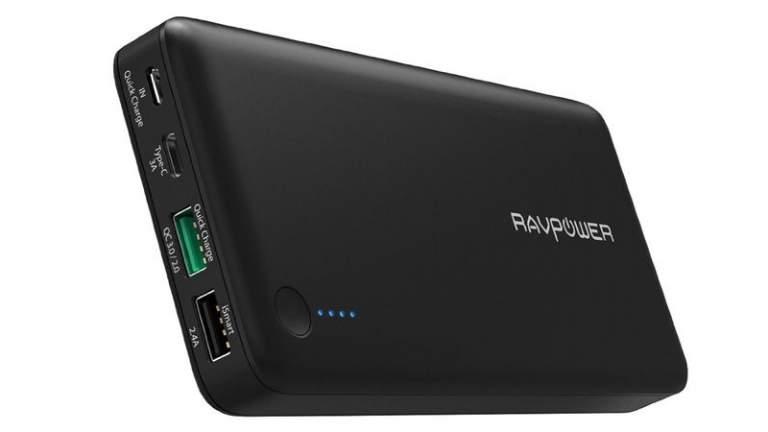 RavPower Turbo+ 20100mAh External Battery Pack