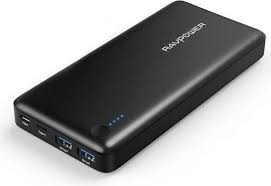 Test power banka RavPower Turbo+ 20100mAh External Battery Pack