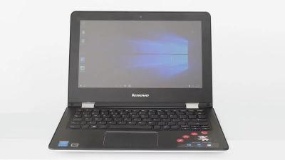 Test taniego laptopa Lenovo Yoga 300