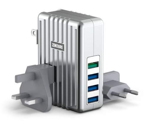 Zendure A-Series 4-Port USB charger