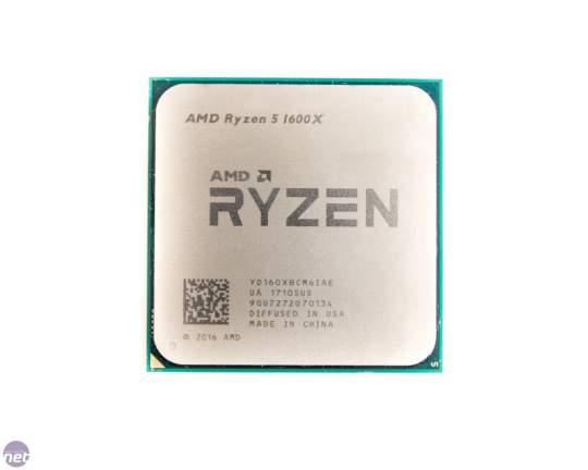 AMD Ryzen 5 1600 X
