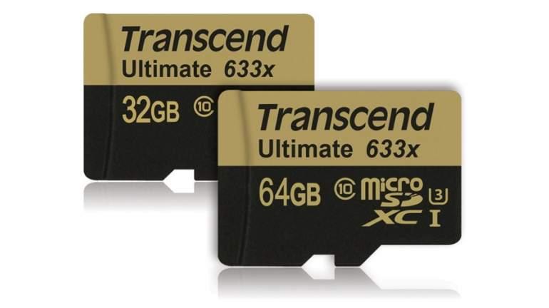Transcend Ultimate microSD