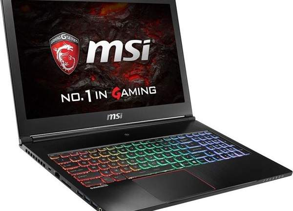 MSI GS63 7RE